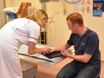 News story image: Many people can get treatment more quickly and closer to home at one of our MIUs